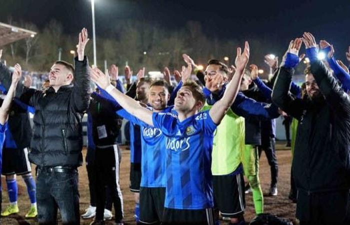 ساربروكن يأمل بمواصلة مغامرته المثيرة في كأس ألمانيا