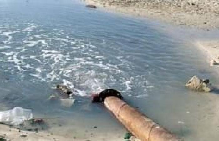 فلسطين | بلدية غزة توقف ضخ المياه العادمة اتجاه البحر