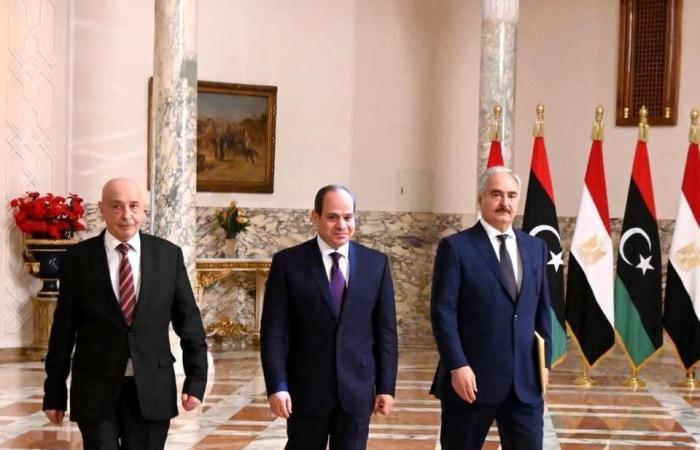 عقيلة صالح للعربية: إعلان القاهرة أفضل حل لأزمة ليبيا
