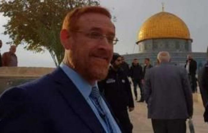 فلسطين | الاحتلال يعتقل مواطنًا بتهمة الهجوم على المتطرف غليك بالقدس