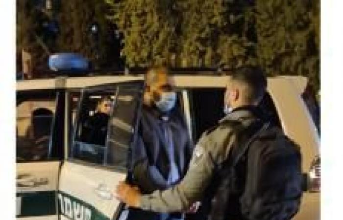فلسطين | الإحتلال يعتقل الناشط المقدسي جهاد عويضة