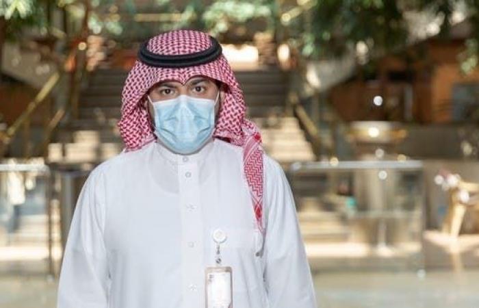 السعودية | تفاصيل وصول 14 مليون كمامةإلى السعودية