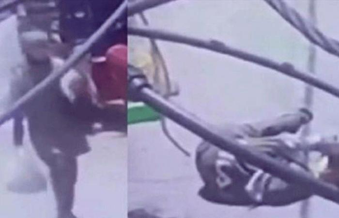 ورود كنجو قتلها تجار الموت