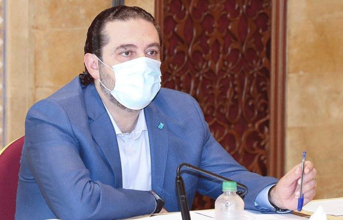 الحريري من دار الفتوى: هناك مندسون يريدون الدم في البلد