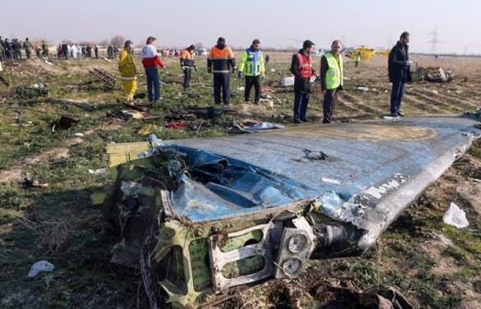 إيران | إيران تعلن اعتقال 6 متهمين في حادثة إسقاط الطائرة الأوكرانية