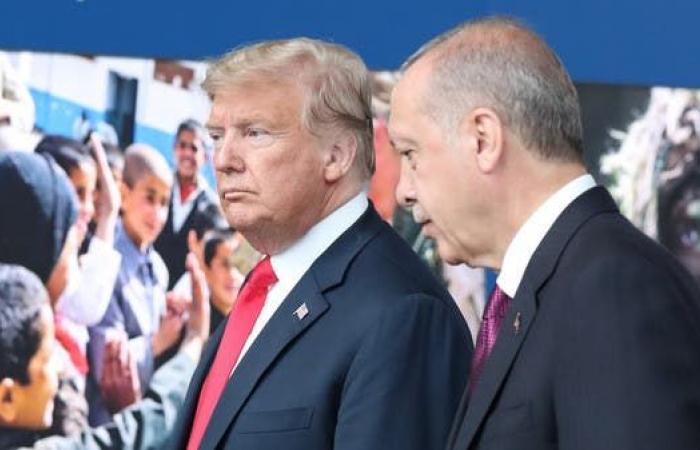 سوريا | أردوغان لترمب: مشاغبو أميركا على صلة بالوحدات الكردية شمال سوريا