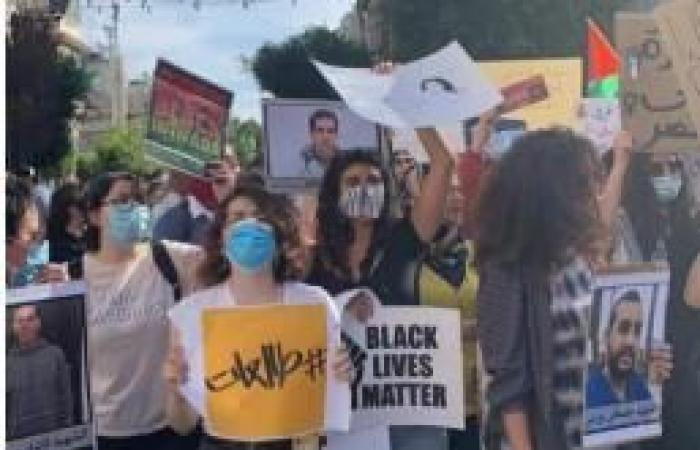 فلسطين | مسيرة برام الله ضد جرائم الاحتلال المتصاعدة (صور)