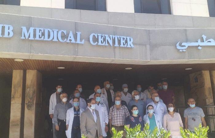 اضراب لاطباء صيدا استنكارا للاعتداءات المتكررة على الجسم الطبي