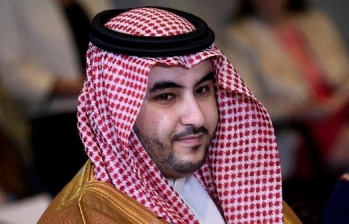 السعودية | خالد بن سلمانيبحث مع وزير الدفاع البريطاني أمن المنطقة