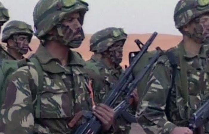 الجيش الجزائري: الأمن القومي للبلاد يتجاوز حدودها الجغرافية