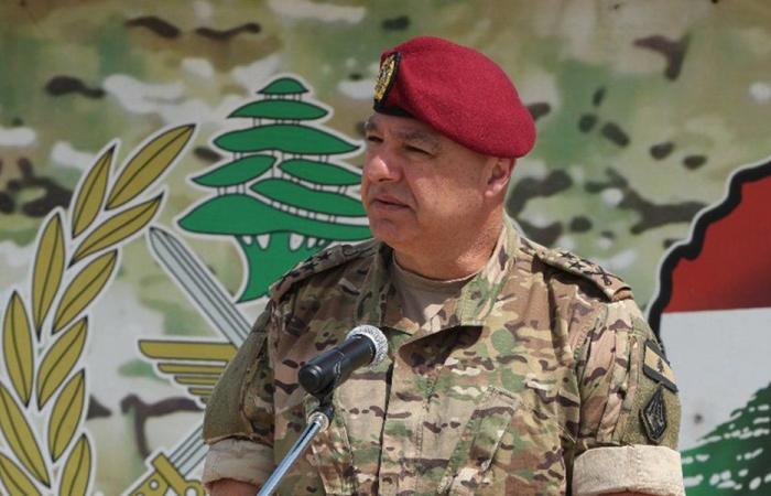 قائد الجيش عرض مع رئيس بعثة الصليب الأحمر الدولي التنسيق المشترك