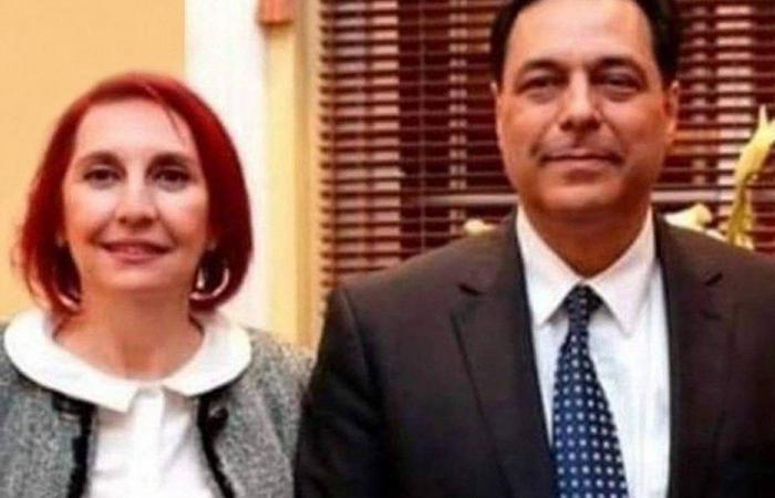 دياب يمنح زوجته منصباً جديداً لاستشراف أوضاع التربية والتعليم