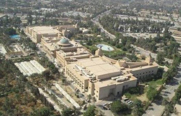 العراق | صاروخ يضرب المنطقة الخضراء في بغداد