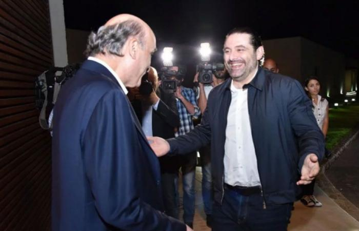 """الحريري وجعجع: جرح عميق و""""أمور عالقة"""""""