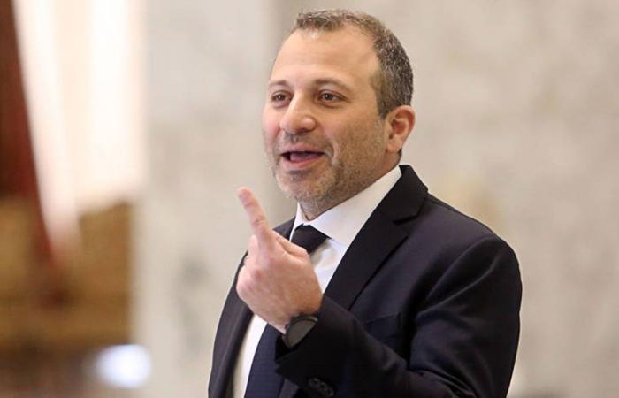 """جبران باسيل لم يعد """"فعلاً""""… مرشحاً للرئاسة"""