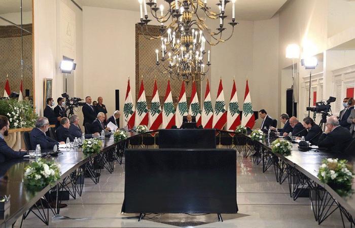 دولة حوار الطرشان ولبنان الجائع!