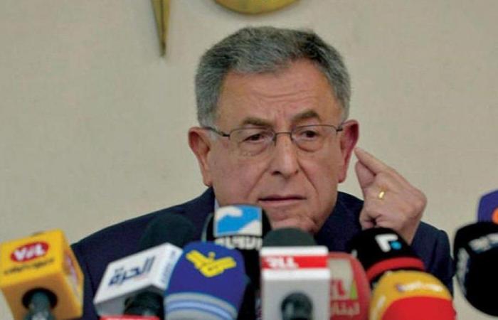 السنيورة: القرار بحق السفيرة الاميركية تشويه لما تبقى من سمعة للقضاء