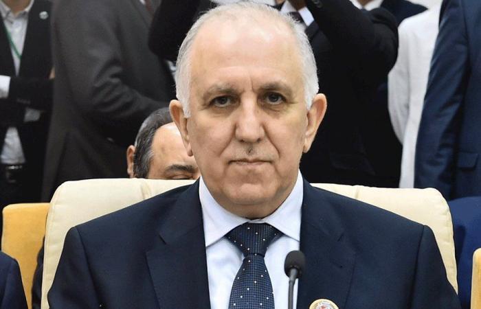 وفد من المشايخ زار وزير الداخلية آسفا لما حصل
