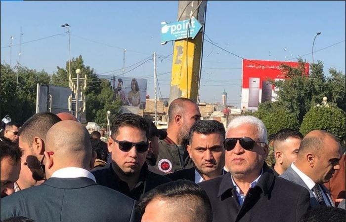 العراق | تعيين عبد الغني الأسدي رئيسا لجهاز الأمن الوطني العراقي