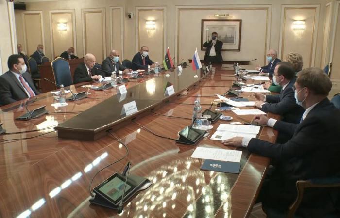 صور بطرابلس وفيديو بموسكو والهدف ليبيا.. هل وصلت الرسالة؟