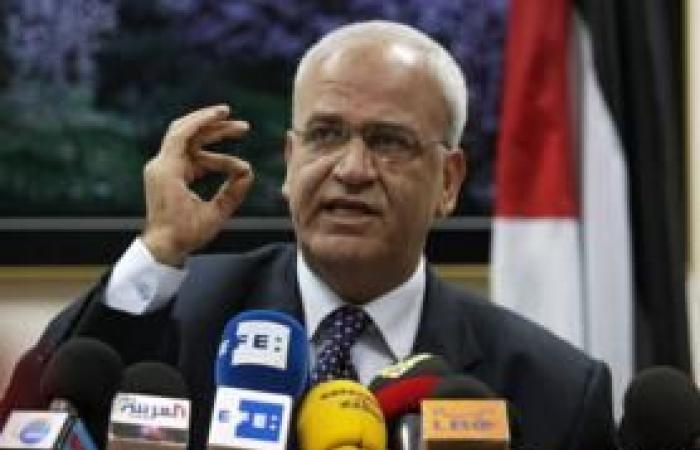 فلسطين | عريقات: اجتماع وزاري عربي غدا لبحث مخططات الضم الاسرائيلية