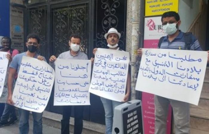 اليمن   العالقين اليمنيين في الخارج مأساة تضاف إلى مآسي اليمنيين في الداخل