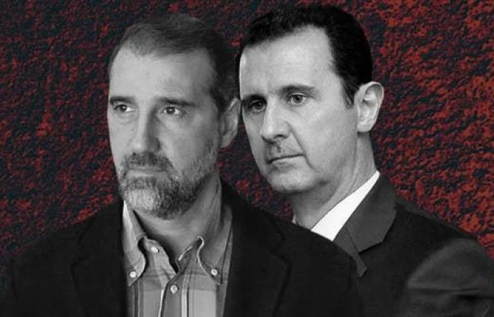 سوريا | ابن خال الأسد يطل بعد غياب..كاشفاما حصل مع نساءشركاته