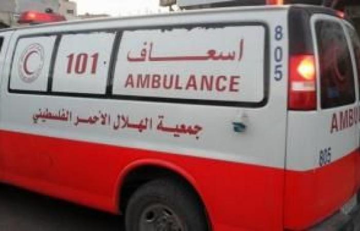 فلسطين | إصابتان في حادث سير غرب جنين
