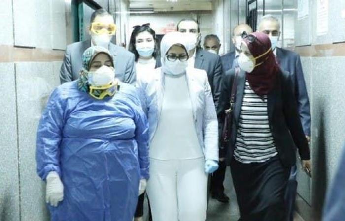 مصر | مصر تسجل 912 إصابة جديدة بفيروس كورونا و 89 وفاة