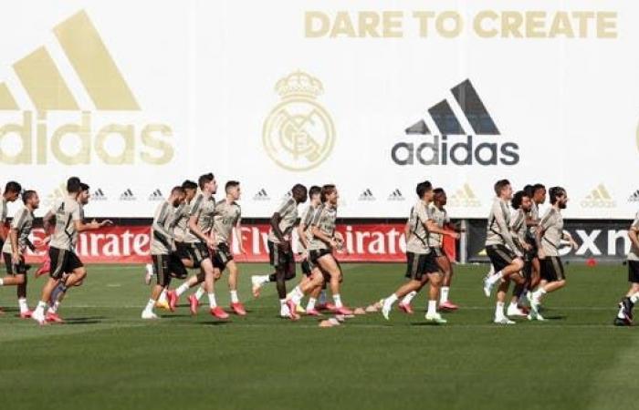 ريال مدريد يطالب جماهيره بعدم الاحتفال بلقب الدوري