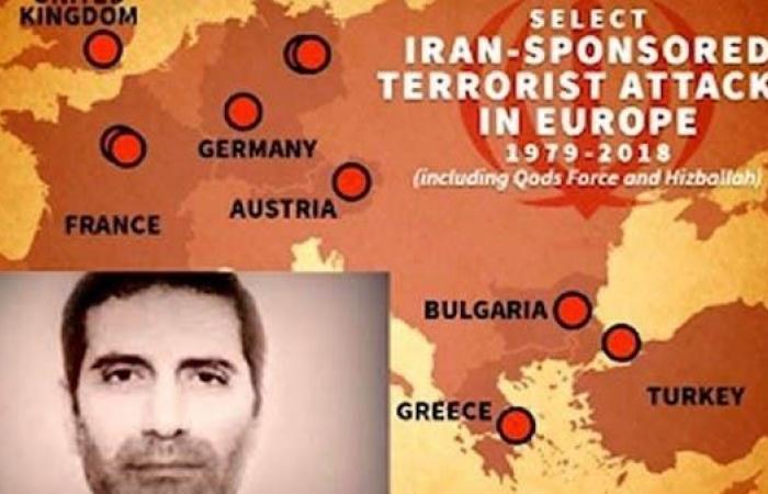 إيران | محكمة بلجيكية توجه تهم الإرهاب لـ4 إيرانيين