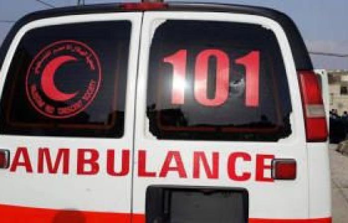 فلسطين | 6 إصابات بحادث سير ذاتي غرب جنين