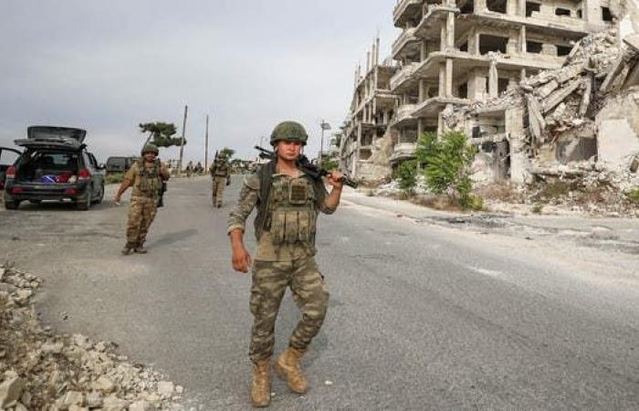 سوريا   تعزيزات جديدة.. وأكثر من 11 ألف جندي تركي في سوريا