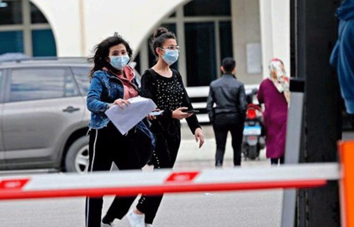 إصابة بكورونا في حبوش