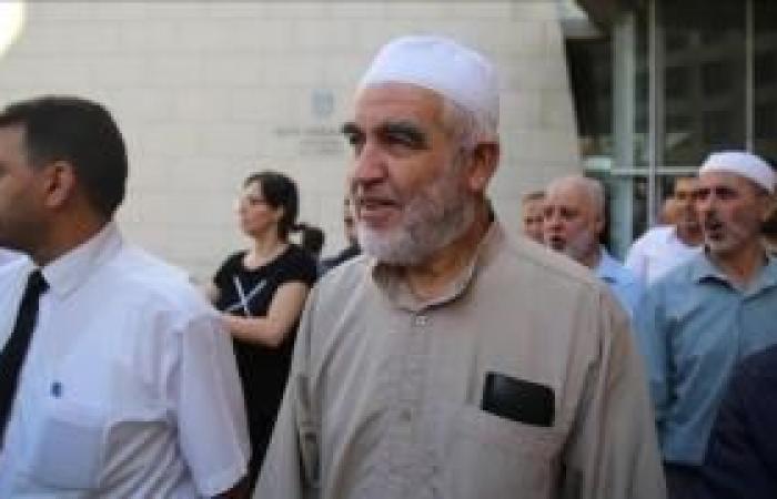 فلسطين   محكمة إسرائيلية ترفض استئناف الشيخ رائد صلاح