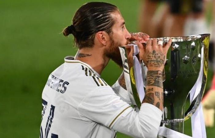 راموس: سأبقى في ريال مدريد طالما أنبيريز يريدني