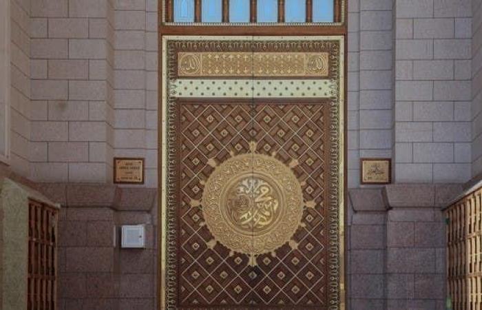 السعودية | جمال جذاب لأبواب توسعة الملك فهد بالمسجد النبوي.. ما قصتها؟