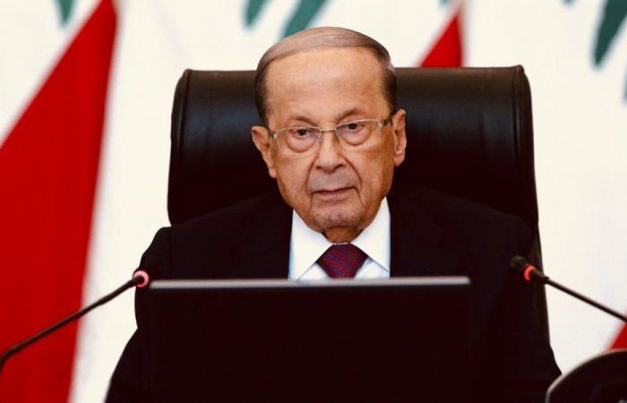 """عون """"متحسس"""" من حياد لبنان!"""