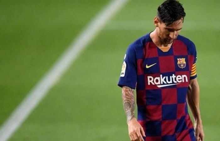 ميسي: فريق برشلونة الحالي لا يستطيع تحقيق البطولات