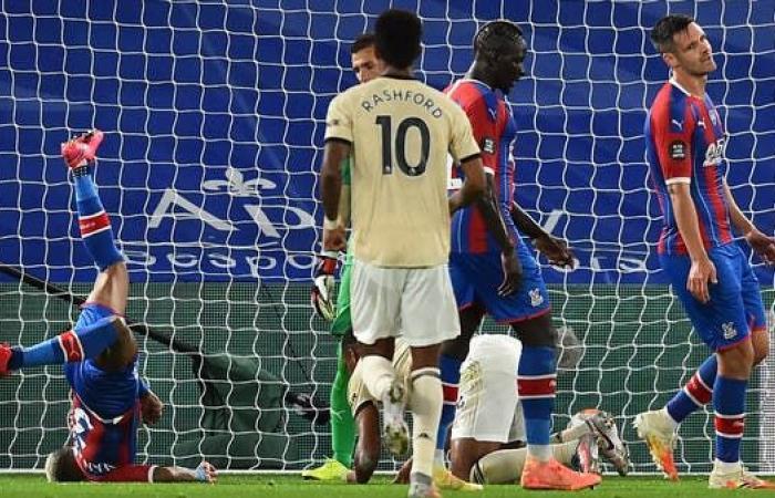 مانشستر يونايتد يتمسك بآمال المشاركة في دوري الأبطال