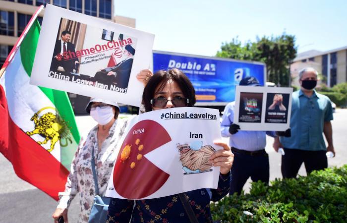 إيران | نائب إيراني: لن نسمح بتسليم جزر للصين