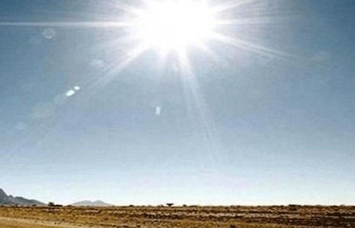 الحرارة في الأيام المقبلة تلامس الـ40 درجة