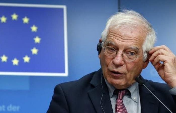 بوريل: لا مصلحة لأوروبا برؤية قواعد تركية وروسية بليبيا