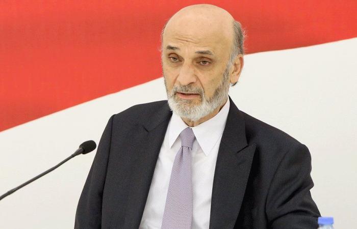 جعجع: لن نترك لبنان حتى قيام جمهورية قوية لا صورية