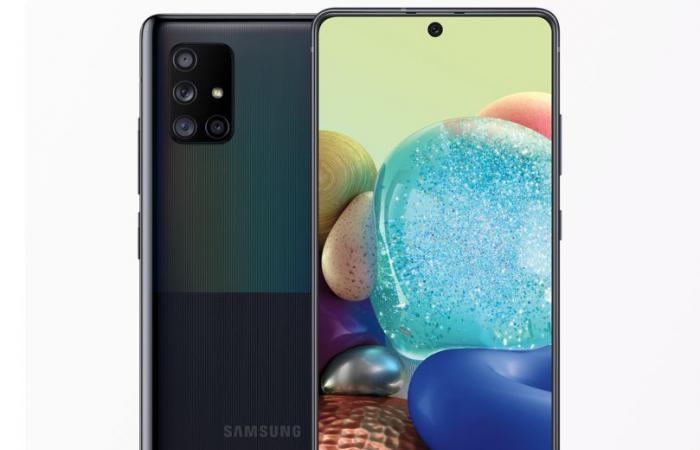 سامسونج تطلق Galaxy A71 5G و Galaxy A51 5G في السوق السعودي