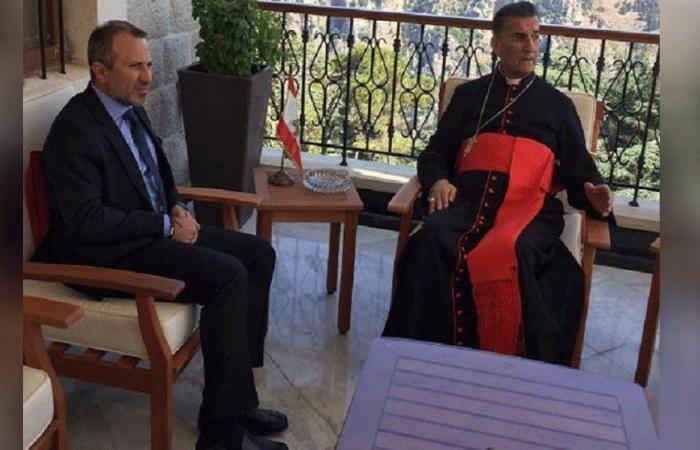 """باسيل: """"التيار"""" مع تحييد لبنان.. والراعي لا يتكلم عن الحياد بوجه الفساد!"""