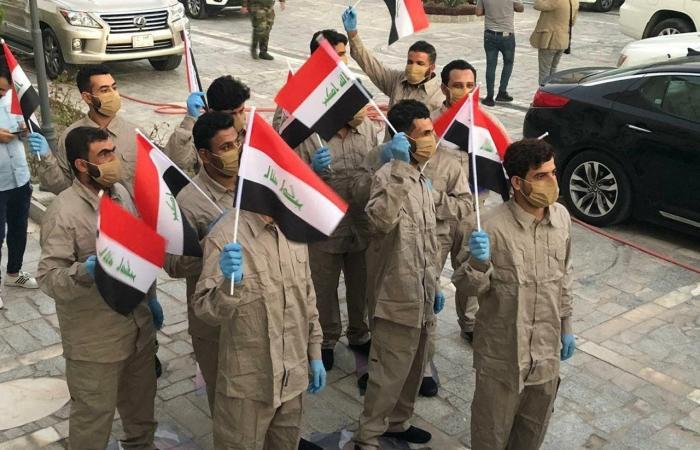 العراق | خلايا الكاتيوشا تتحرك.. تزامنا مع زيارة ظريف لبغداد