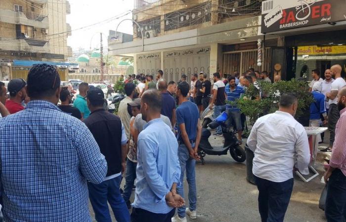 ناشطو طرابلس أوقفوا انتخابات رابطة المختارين