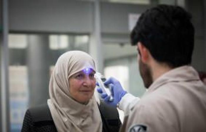 فلسطين   تسجيل ألف إصابة بكورونا بين فلسطينيي الخط الأخضر خلال أسبوع