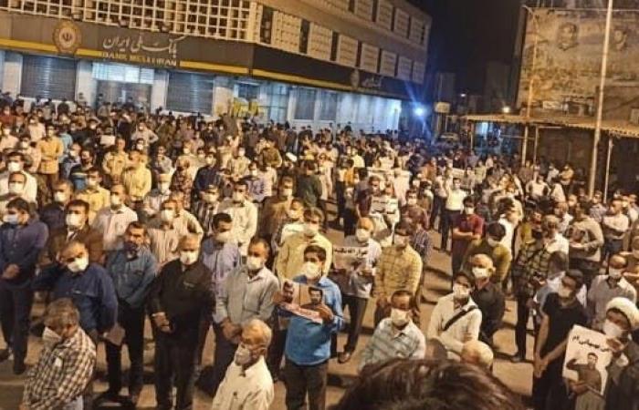 إيران | قطع للأنفاس.. إيران تعتقل جميع منظمي الاحتجاجات جنوبا